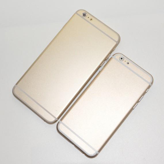 Die Rückseite vom iPhone 6