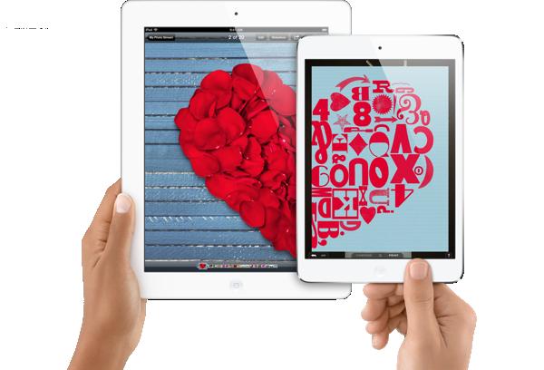 Valentinstag bei Apple