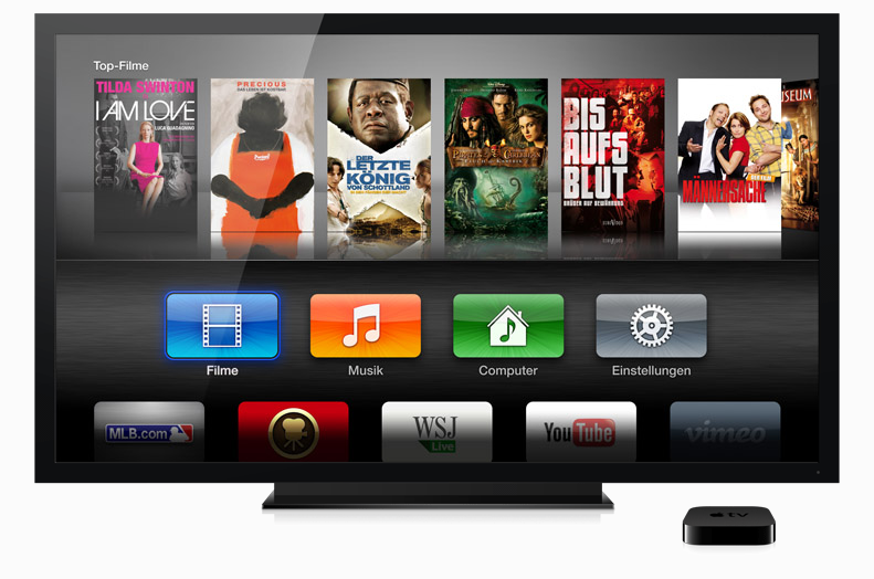 Apple TV - On demand?