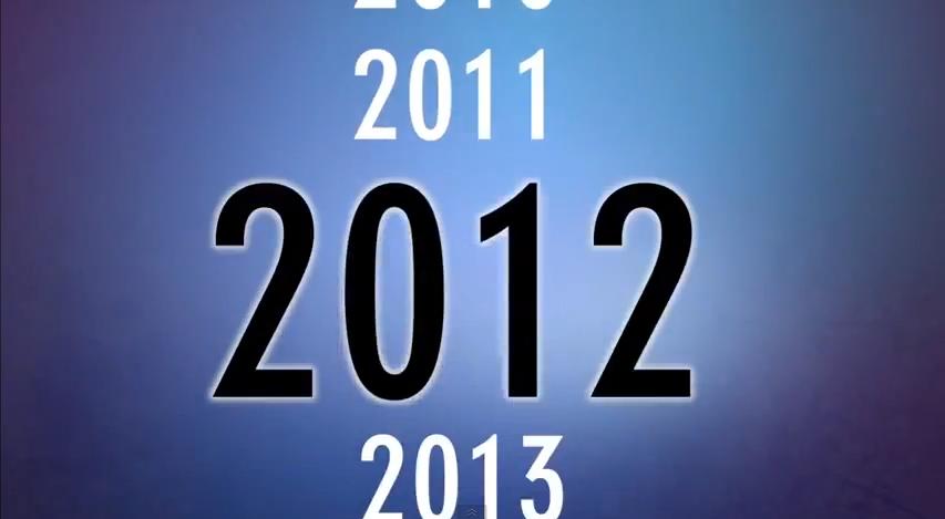 Das Jahr 2012 aus der Sicht von Apple
