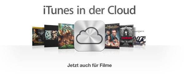 iTunes in der Cloud