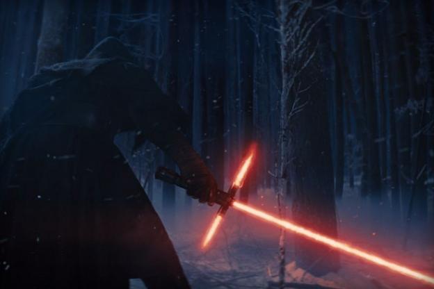 Star Wars Lichtschwert von Jony Ive