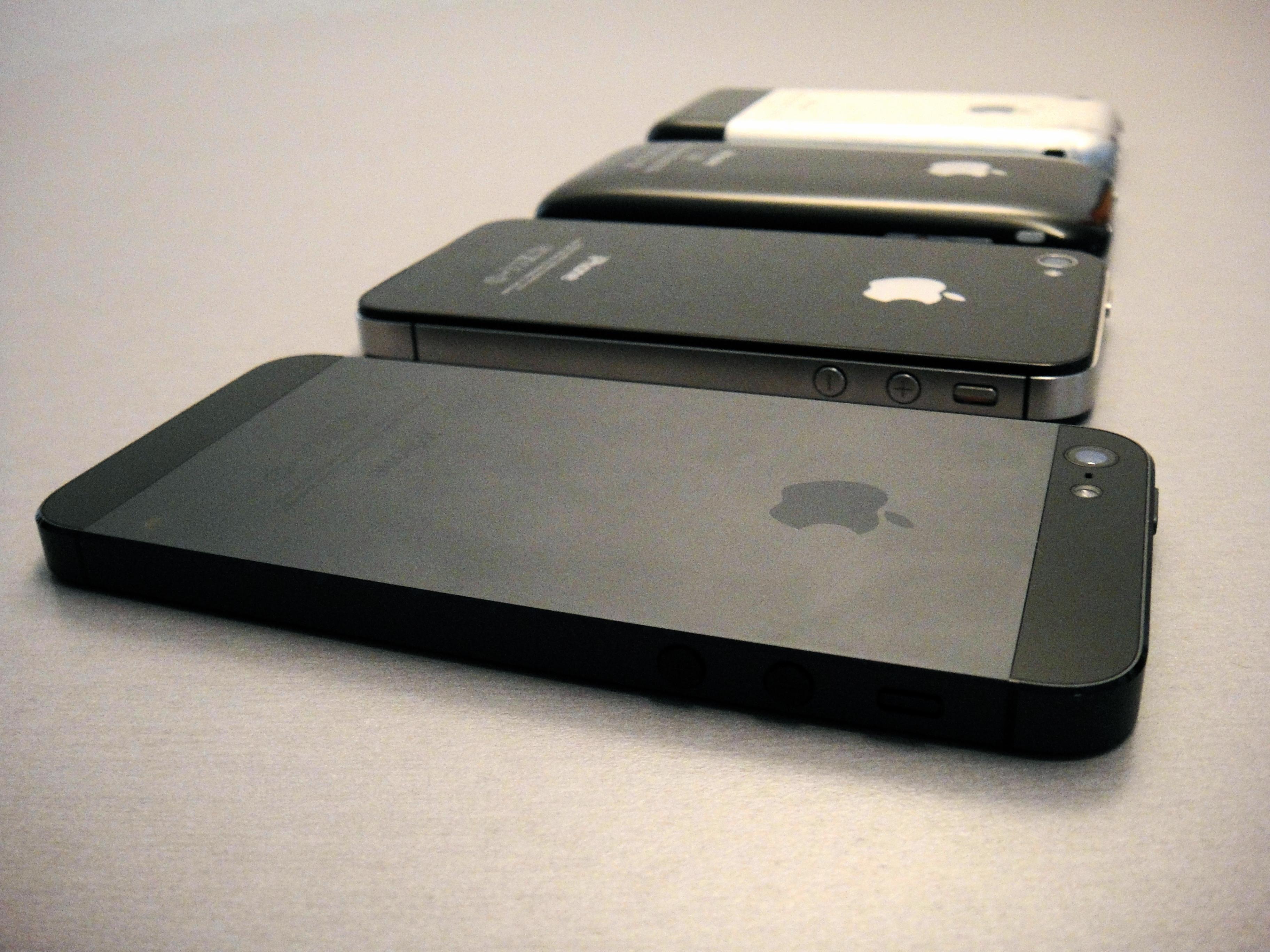 Apple kauft alte, gebraucht iPhone zurück.