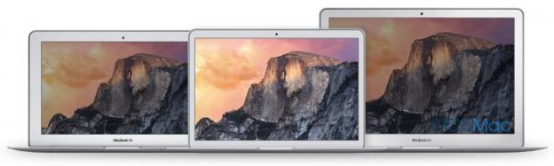 "MacBook Air 12"" im Vergleich"