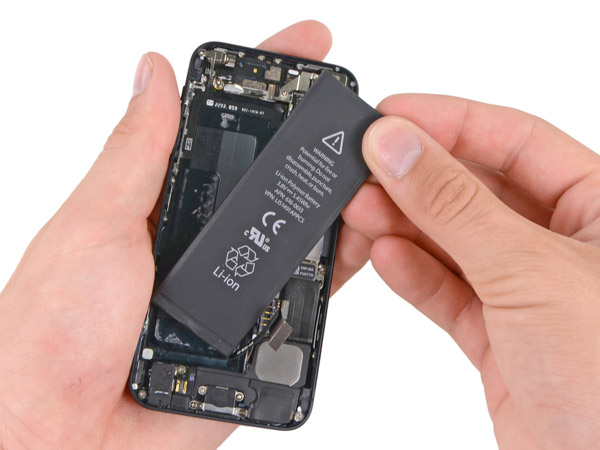 iPhone 5 Batterieaustauschprogramm