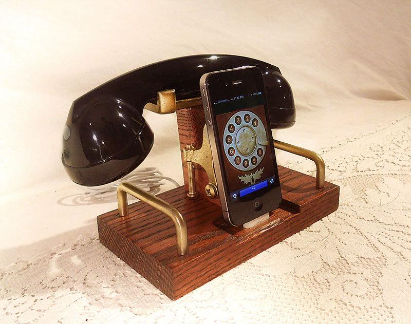 Как сделать домашний телефон своими руками