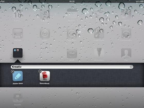 iPad iOS 4.2