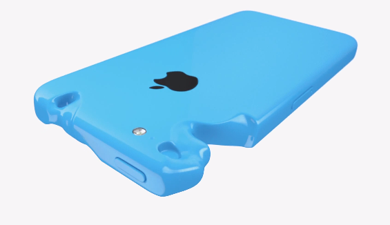 iPhone 5c - Plastic Perfected