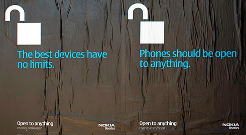 Nokia - Open to anything