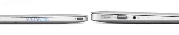 """MacBook Air 12"""" im Profil-Vergleich"""