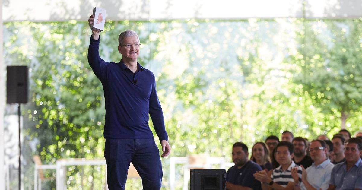 Apple hat 1 Milliarde iPhones verkauft