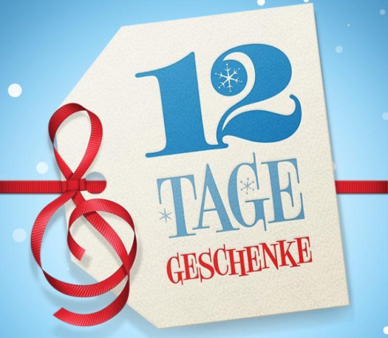 12 tage Geschenke