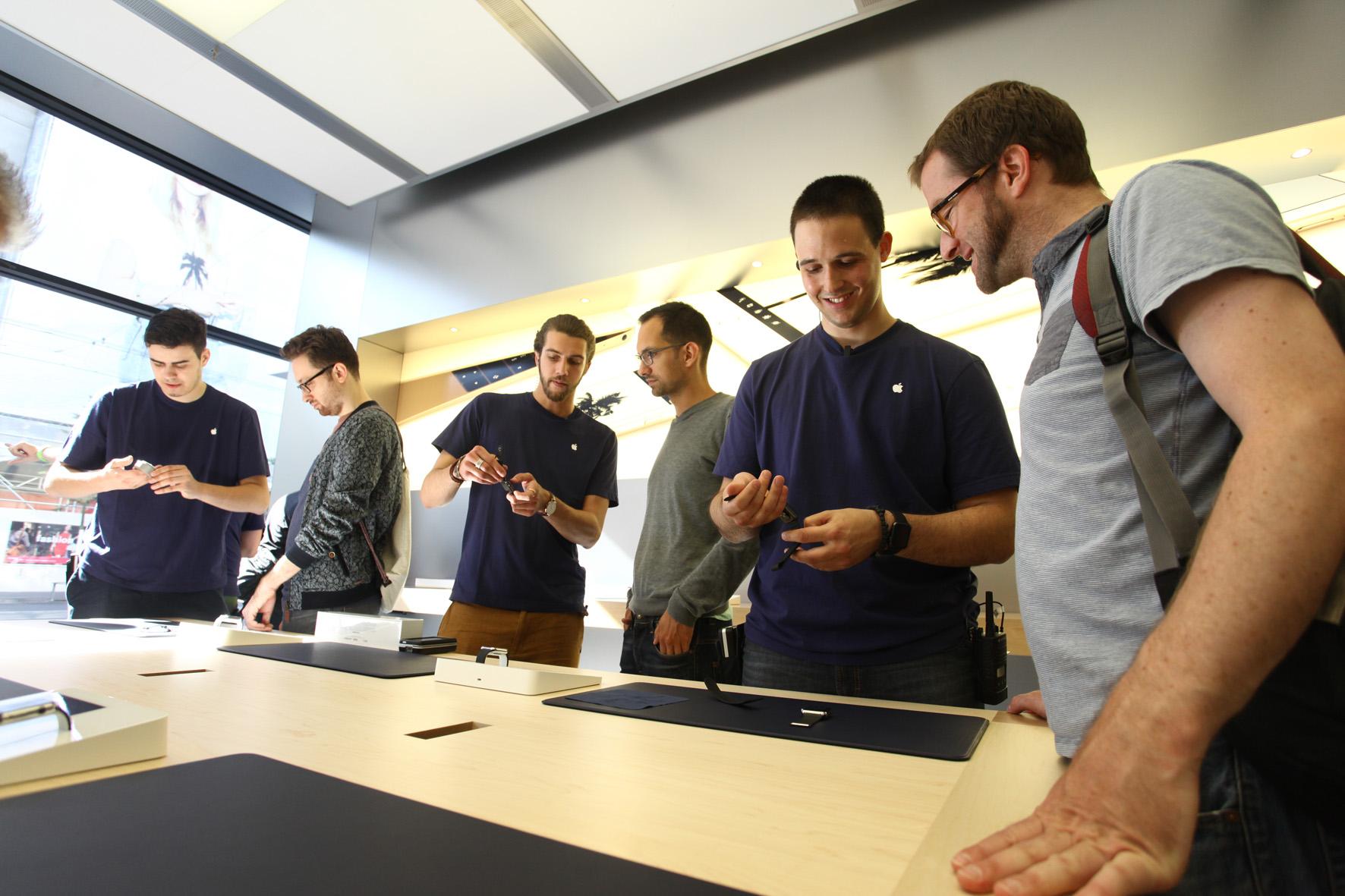 Die Apple Watch 2 kommt mit einem besseren Display und anderen Verbesserungen.