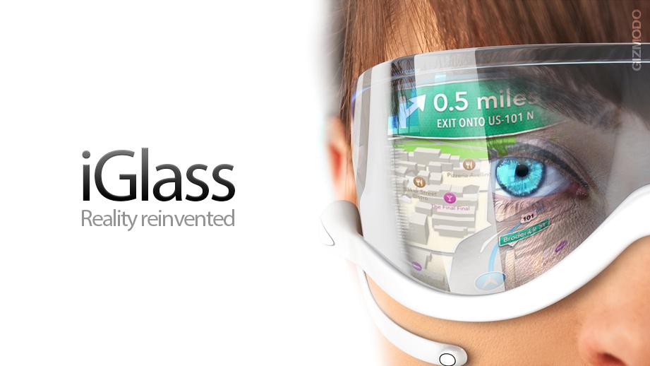 Apple Glass: iGlass