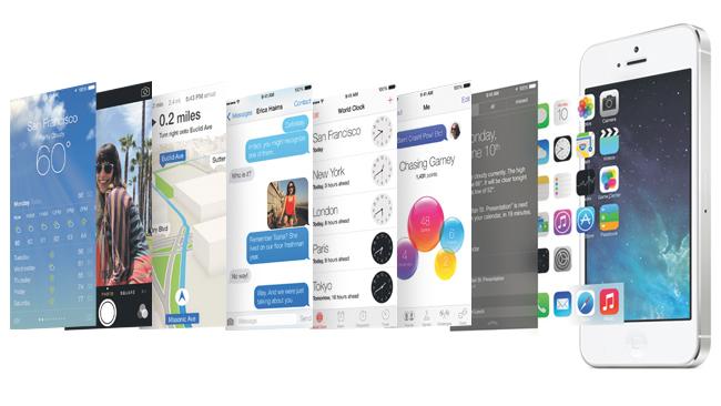 Macht iOS 7 Seekrank?
