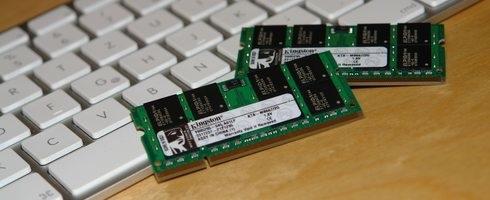 4GB RAM warten auf den 24″ iMac