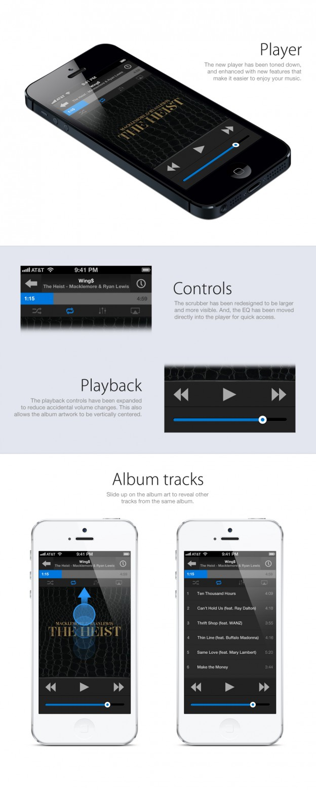 Music App Player