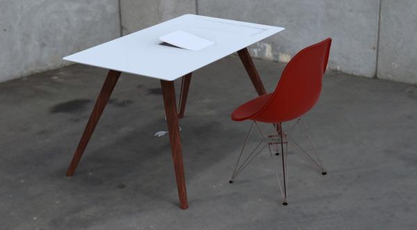 Desk für Apple Geräte