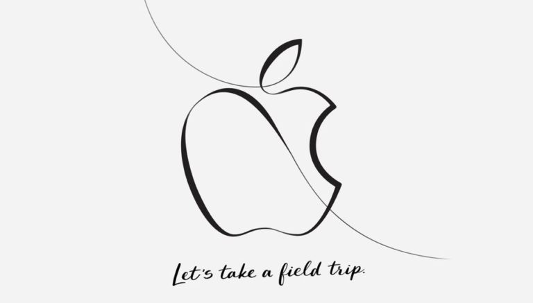Apple Special Keynote - Let's take a field trip.