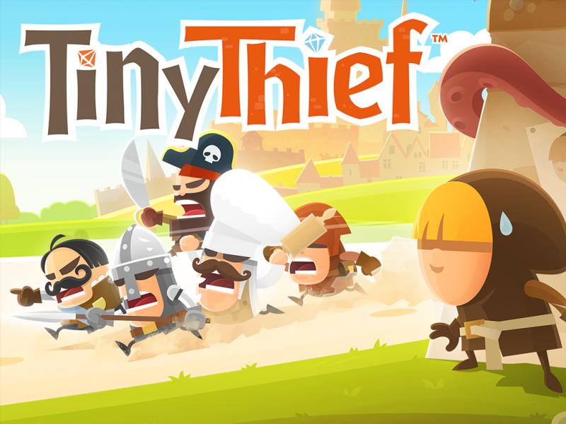 Rovio präsentiert Tiny Thief