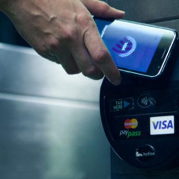 VISA und NFC