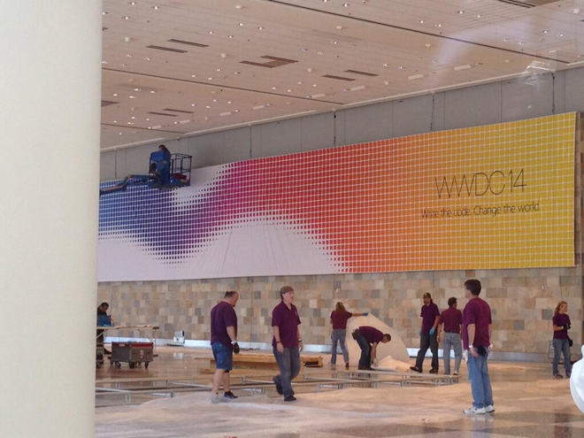 WWDC 2014 – Write the code. Change the world.