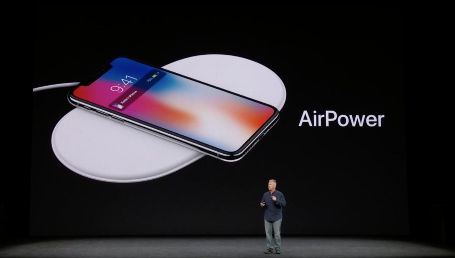 AirPower kommt Ende März 2018.