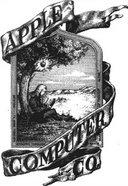 Das erste Apple Logo von Ron Wayne