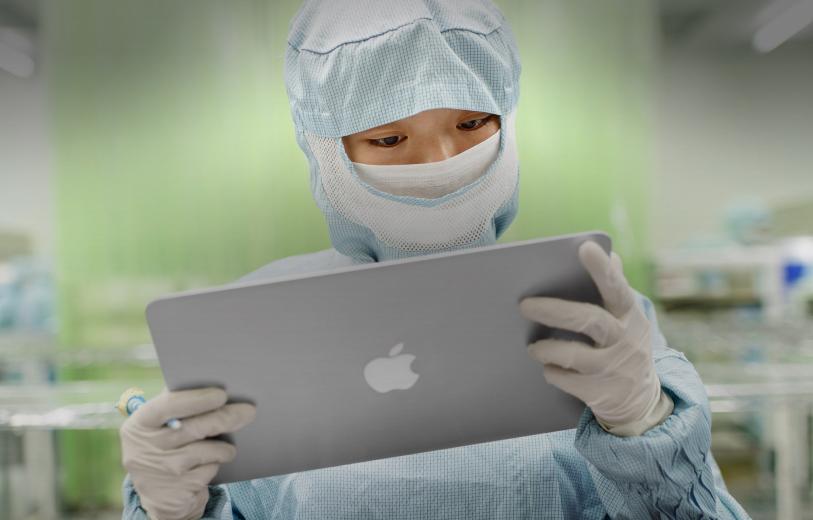 Greenpeace lobt Apple für Reduktion der Konfliktmineralien.