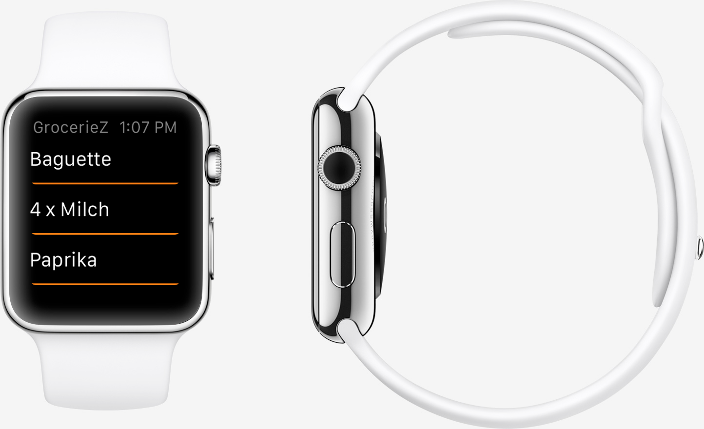 Apple Watch App Zuehlke WatchKit