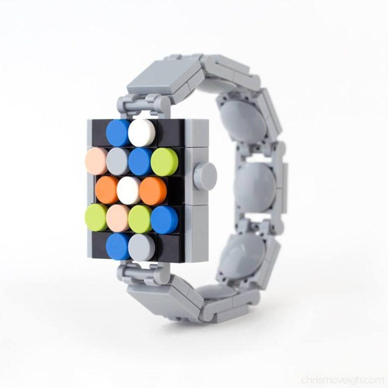 Apple Watch aus Lego