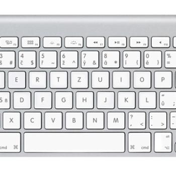 Apple Wireless Keyboard mit Hintegrundbeleuchtung