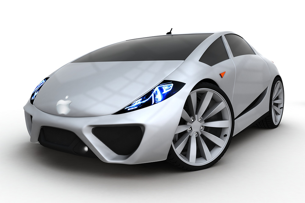 Apple kauft sich Auto-Domain. Ja und?