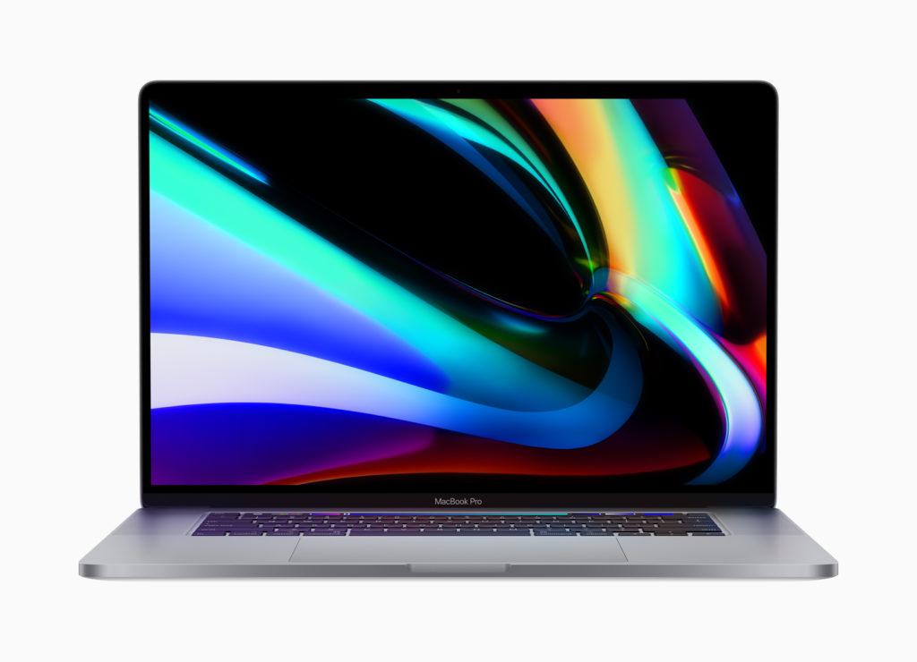 """Das neue 16"""" MacBook Pro ist das weltweit beste Pro-Notebook."""