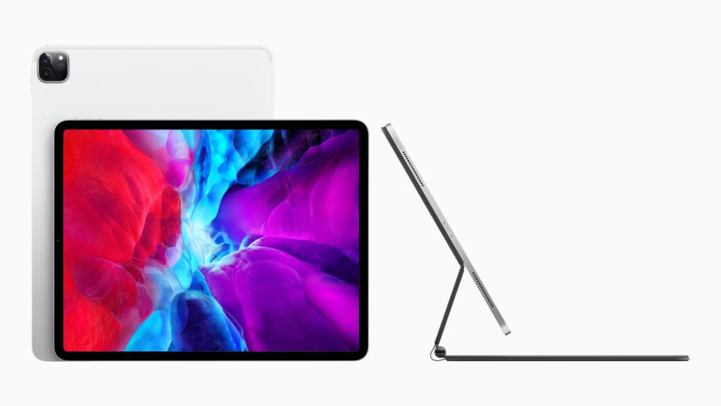Das neue iPad Pro mit dem Magic Keyboard