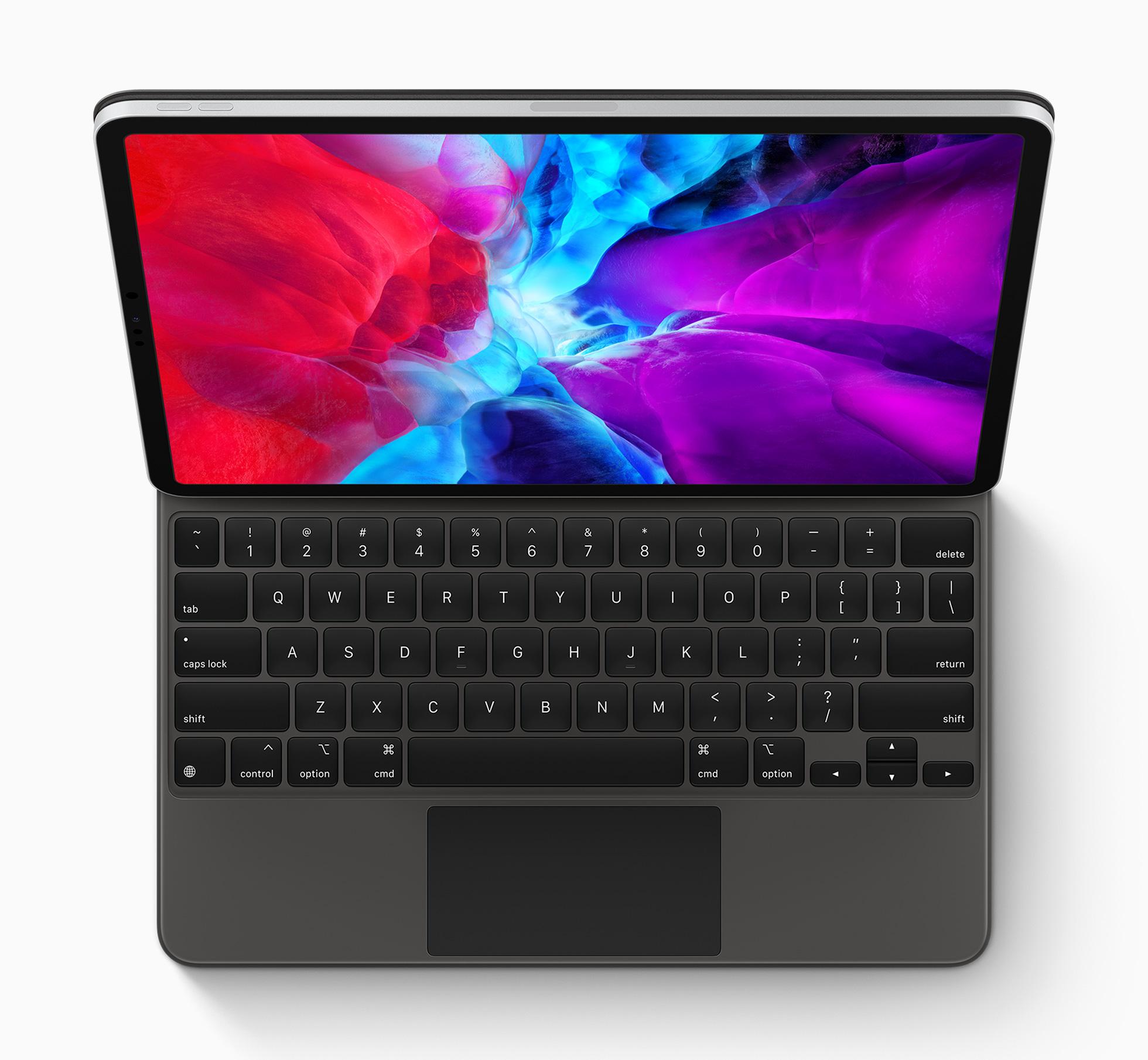 iPad Pro mit Magic Keyboard