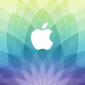 Apple Keynote Spring forward