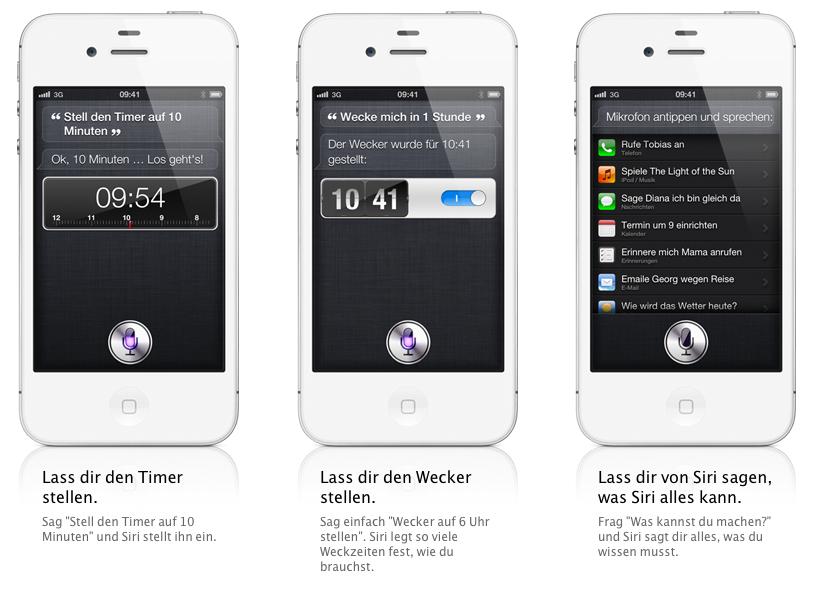 iOS 5.0.2 demnächst, iOS 5.1 bald mit Siri Update