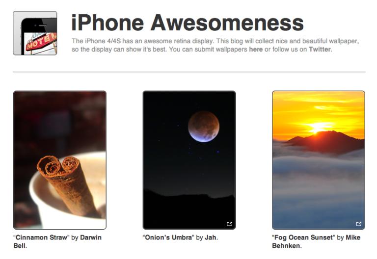 iPhone Awesomeness