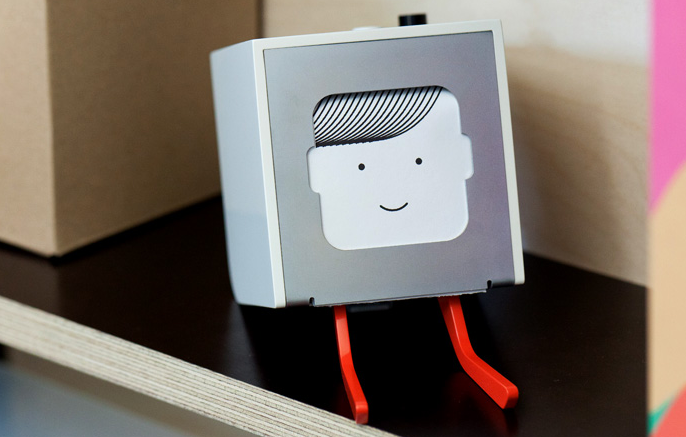 Little Printer erobert das Internet