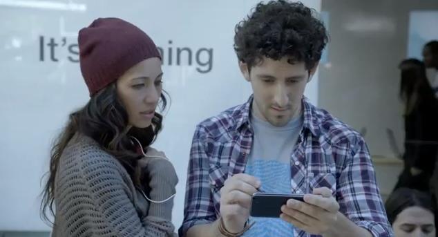 Samsung veräppelt Apple. Schon wieder.