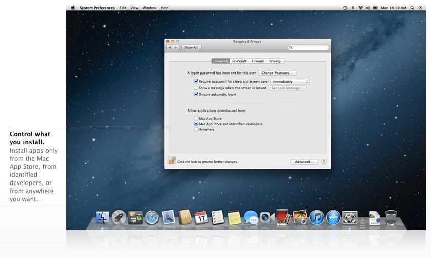 Gatekeeper – Der vermeintlich Zwang zum Mac App Store?