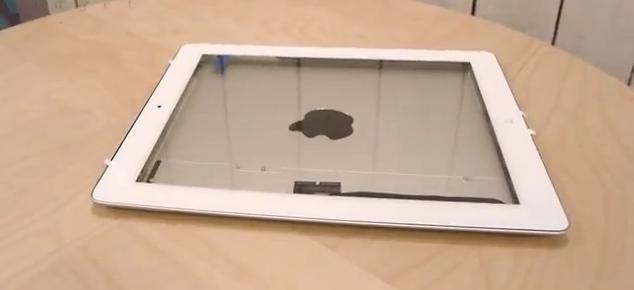 iPad 3 – Äusserlich bleibt alles beim Alten