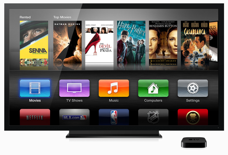 Neues Apple TV mit 1080p High Definition