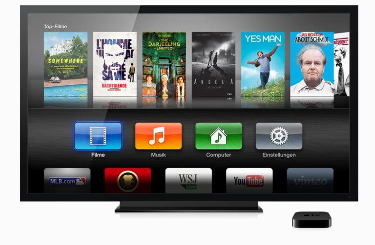 Apple TV - Early 2012