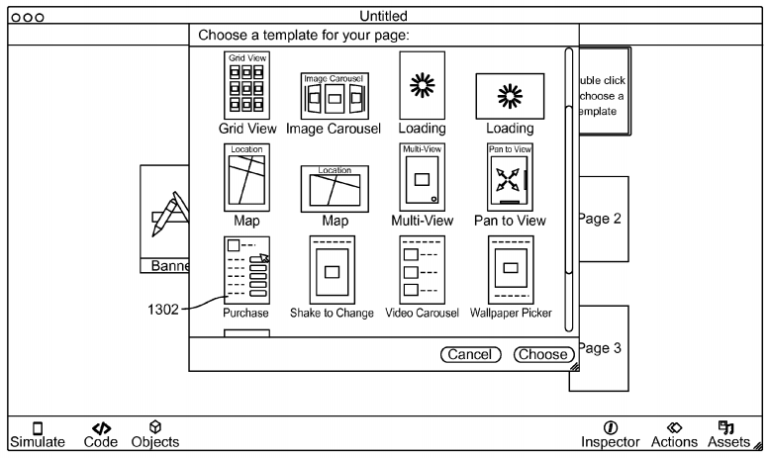 Patent: App Maker