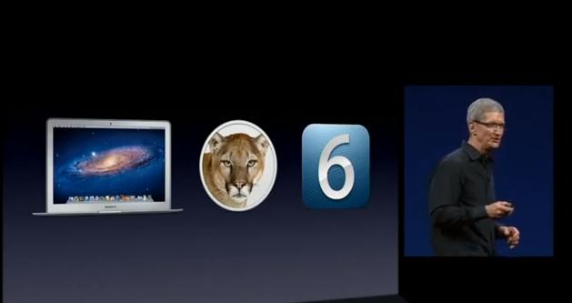 WWDC 2012 Keynote in 90 Sekunden