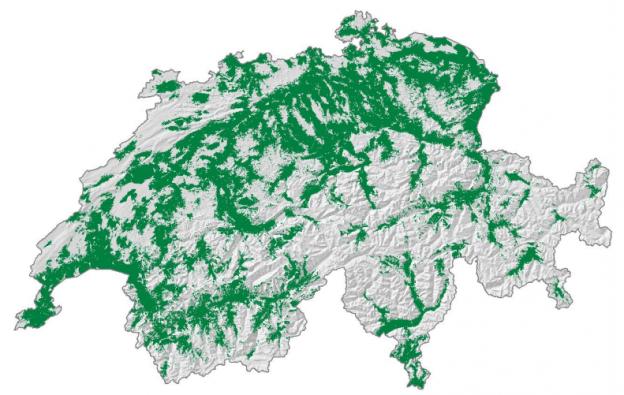 4G/LTE Netz der Swisscom - Ende 2013