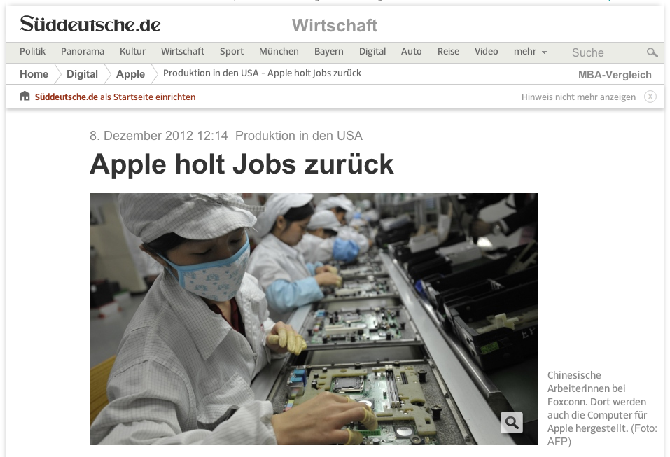 Apple bietet nun iReinkarnation an…