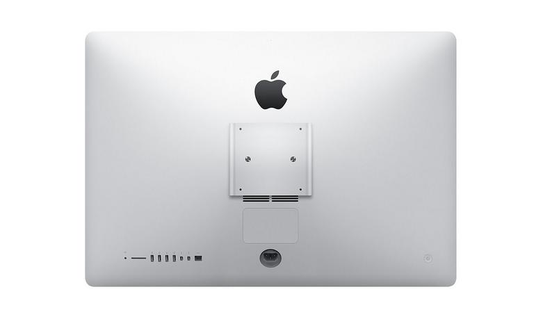 iMac mit integriertem VESA Mount Adapter